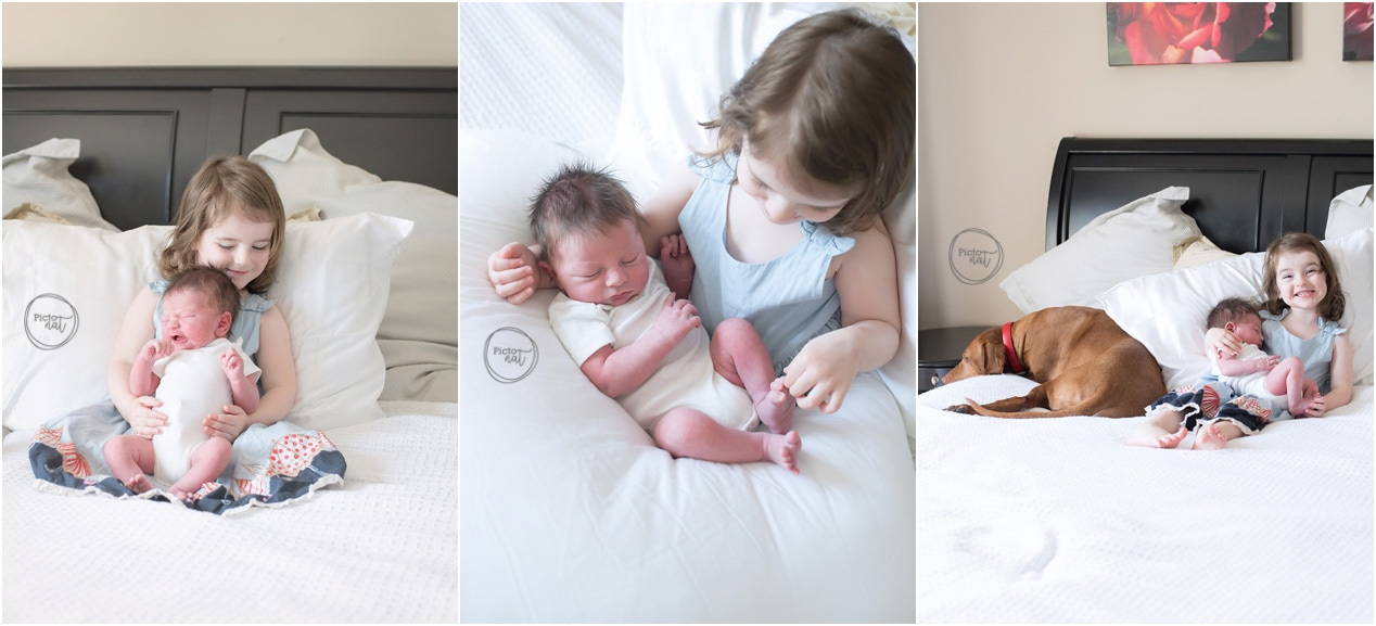 Pictonat Photography Fresh 48 Newborn Session