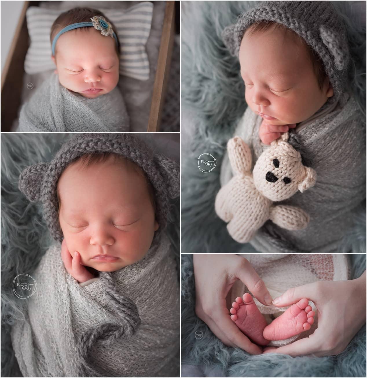Toronto Newborn Session Pictonat Photography