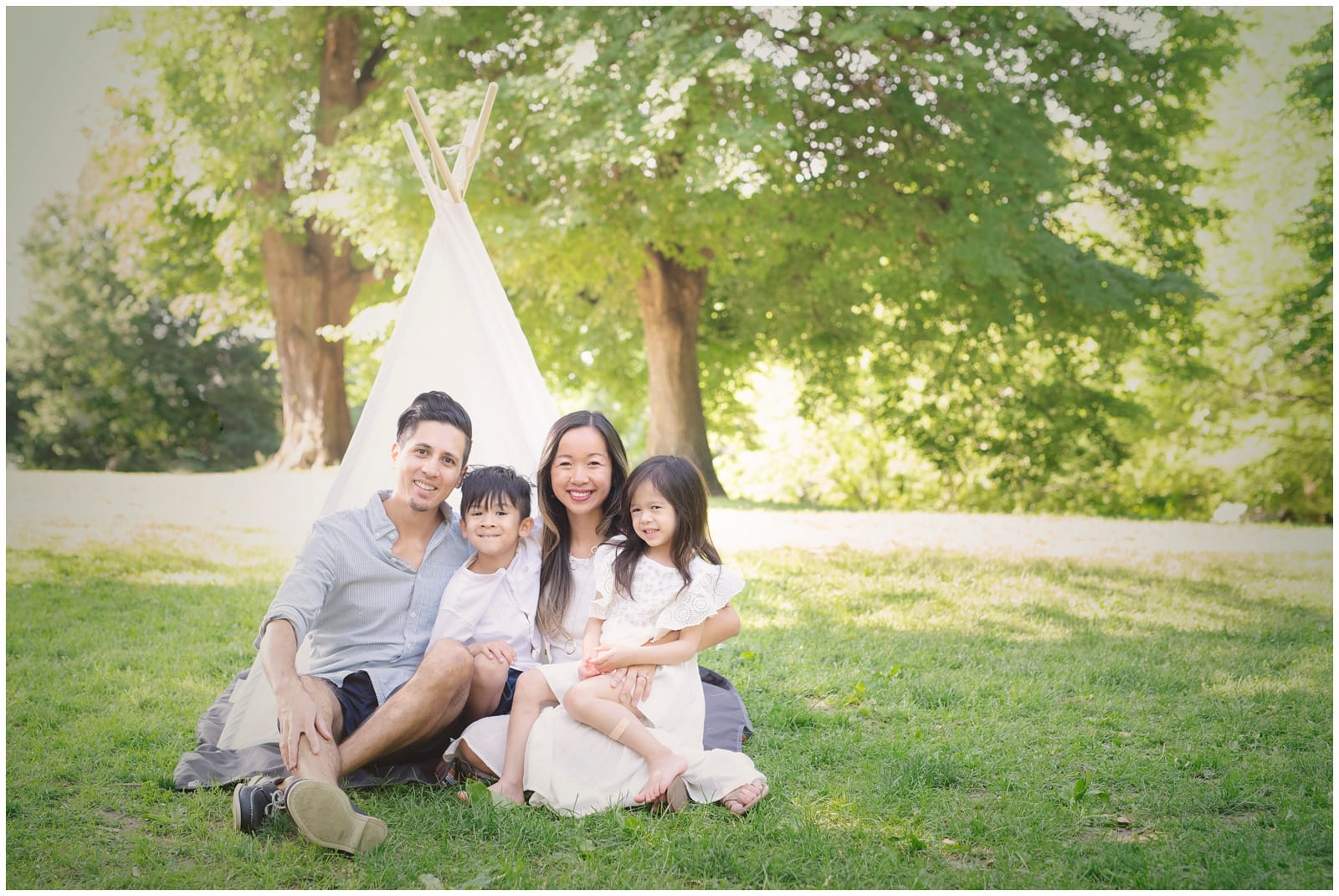 Family photographer toronto