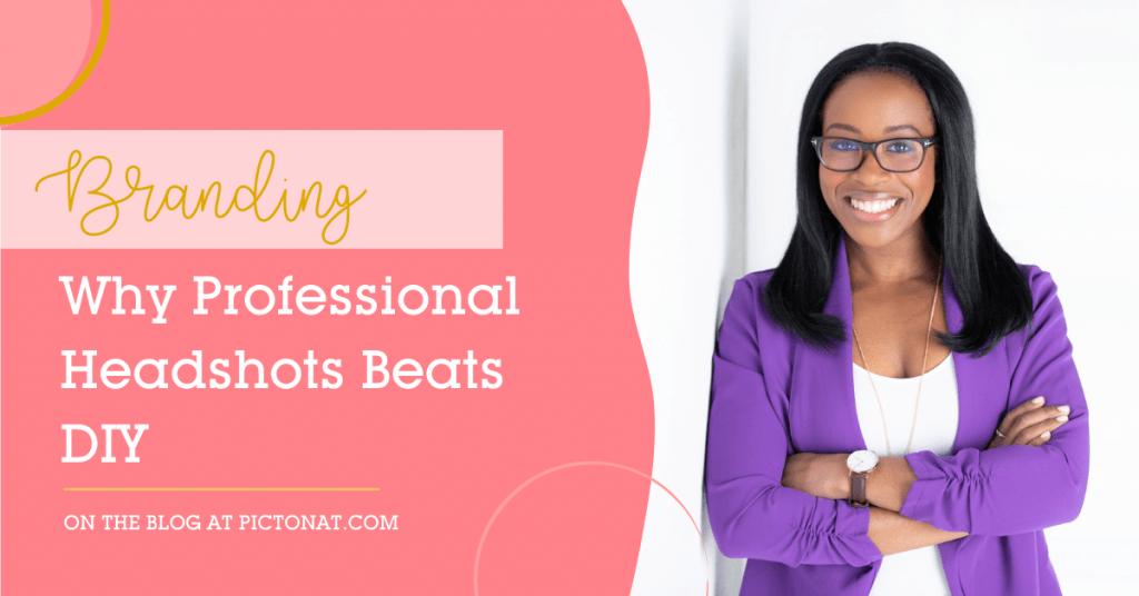 Professional Headshots - Pictonat Creative