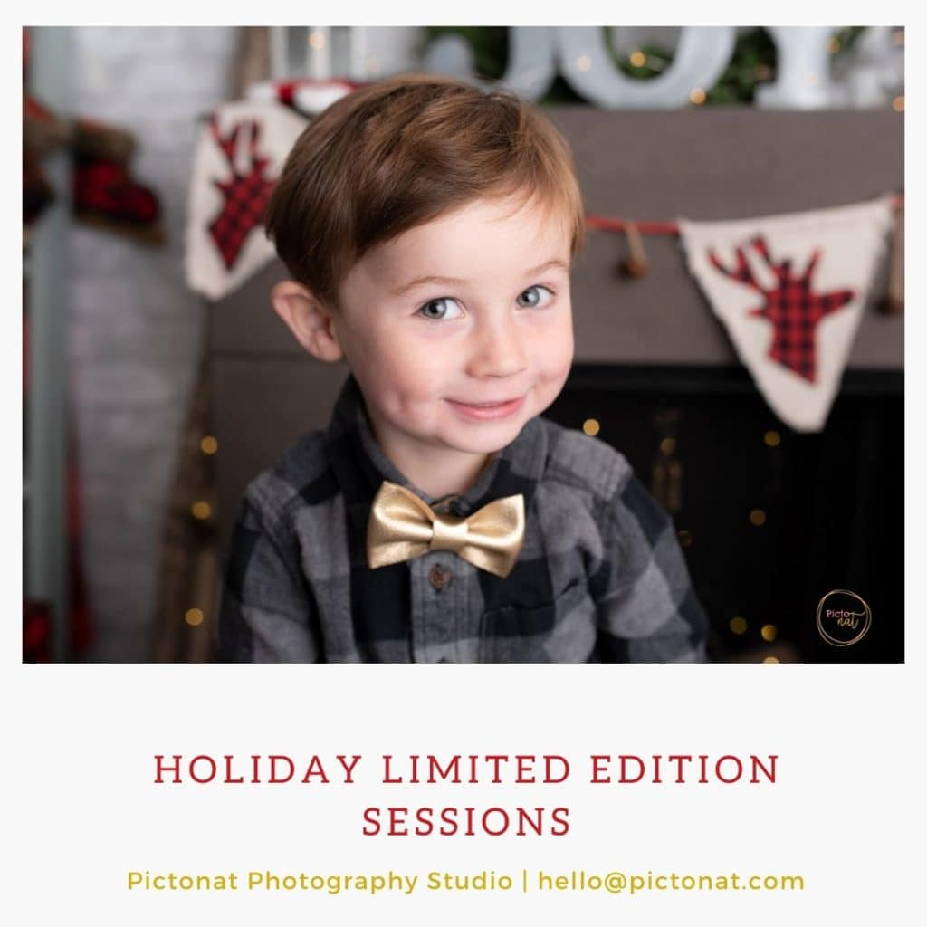 holiday limited edition sessions
