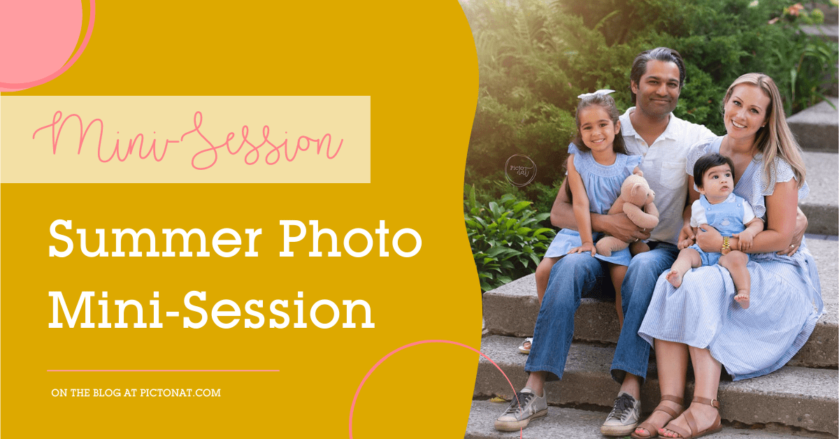 Summer morning mini-session