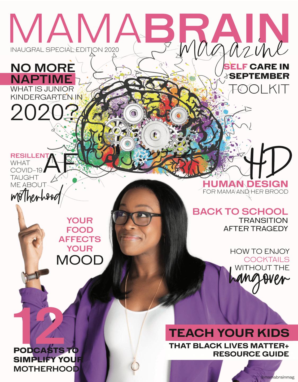 MamaBrain Magazine