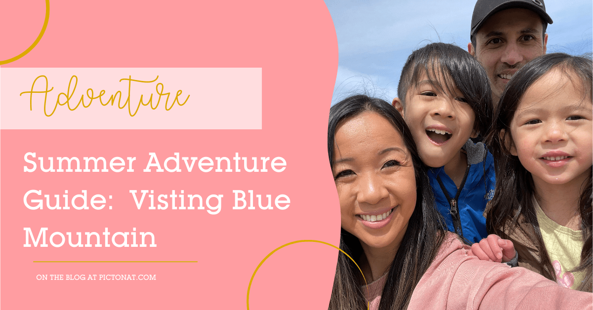 Summer adventure guide to Blue Mountain